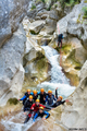 Canyoning dans les Alpes Maritimes  06